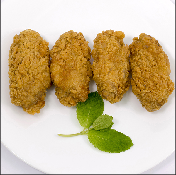 Chicken with Prawn Paste (Midjoint Wing)