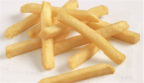Potato- French Fries, Straight Cut